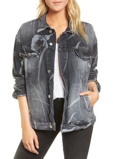 Hudson Jeans Bandit Denim Trucker Jacket
