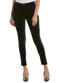 Hudson Jeans Barbara Agave High-Rise Super Skinny Ankle Cut