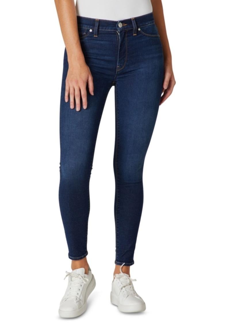 Hudson Jeans Barbara High-Rise Ankle Skinny Jeans