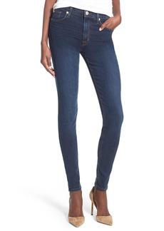 Hudson Jeans 'Barbara' High Rise Skinny Jeans