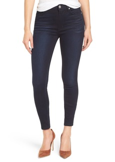 Hudson Jeans Barbara High Waist Skinny Jeans (Night Vision 2)