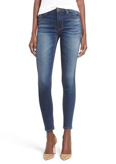 Hudson Jeans 'Barbara' High Rise Skinny Jeans (Revolt)