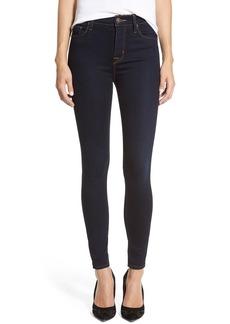 Hudson Jeans 'Barbara' High Rise Skinny Jeans (Delilah)