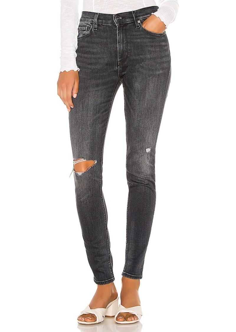 Hudson Jeans Barbara High Rise Super Skinny
