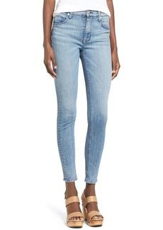 Hudson Jeans 'Barbara' High Rise Super Skinny Jeans (Hideaway)