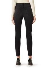 Hudson Jeans Barbara High Waist Ankle Skinny Jeans (Addison)