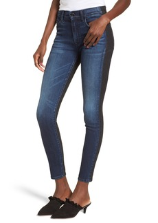 Hudson Jeans Barbara High Waist Ankle Skinny Jeans (Dare)