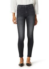 Hudson Jeans Barbara High Waist Ankle Skinny Jeans (Incomplete)