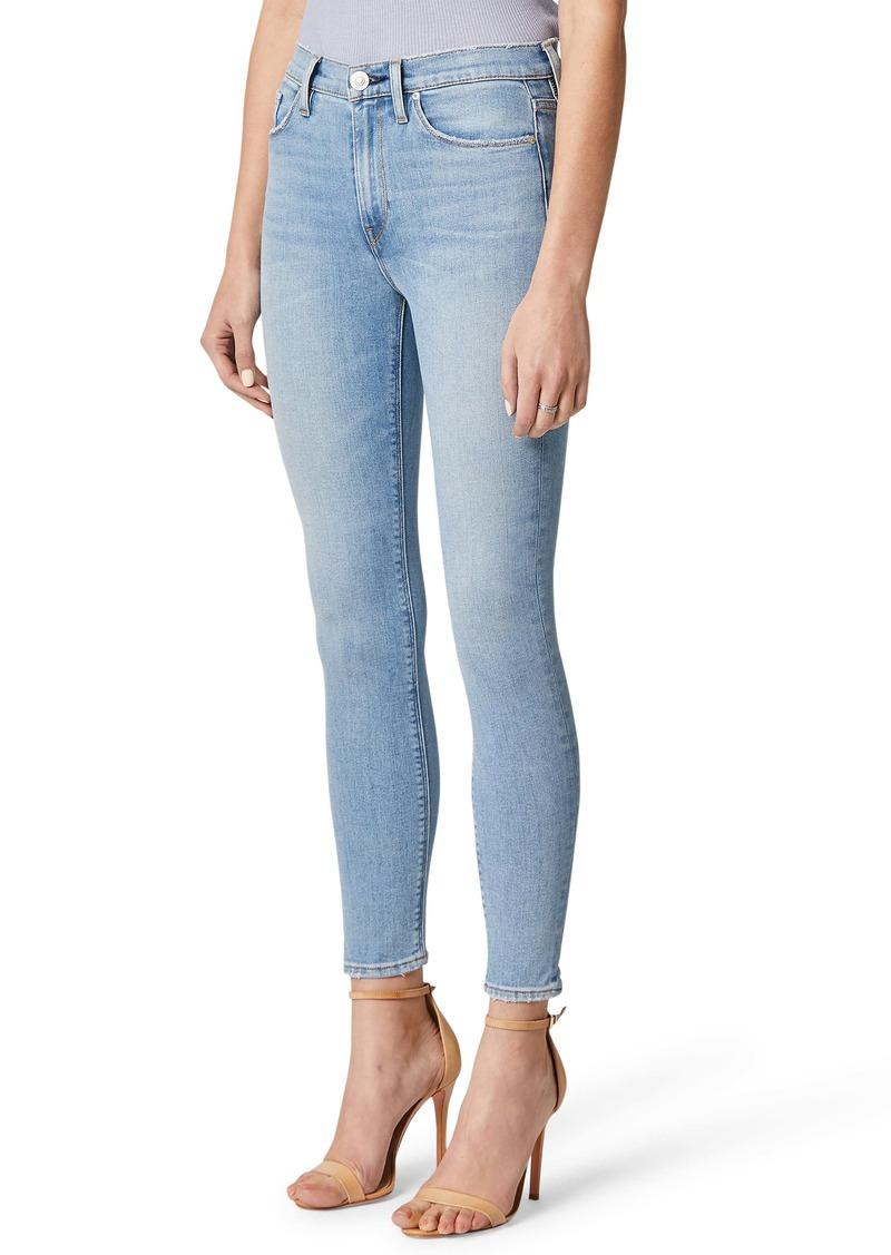 Hudson Jeans Barbara High Waist Ankle Skinny Jeans (Lifetimes)