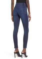 Hudson Jeans Barbara High Waist Ankle Skinny Jeans (Moon Light)