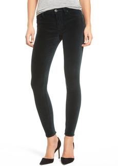 Hudson Jeans Barbara High Waist Ankle Super Skinny Jeans