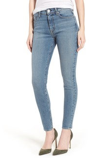 Hudson Jeans Barbara High Waist Ankle Super Skinny Jeans (Universal)