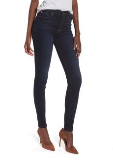 Hudson Jeans Barbara High Waist Ankle Supermodel Skinny Jeans (Calvary) (Long)