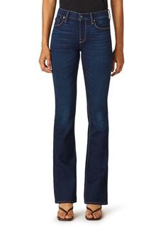 Hudson Jeans Barbara High Waist Bootcut Jeans (Requiem)