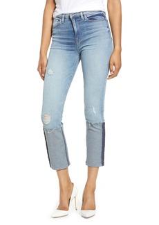 Hudson Jeans Barbara High Waist Skinny Jeans (Vanquish)