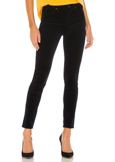 Hudson Jeans Barbara High Waist Super Skinny Ankle