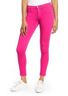 Hudson Jeans Barbara High Waist Super Skinny Jeans