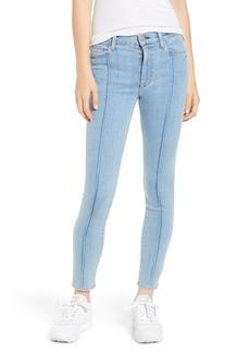 Hudson Jeans Barbara High Waist Super Skinny Jeans (Nymph)