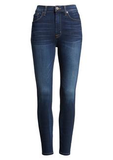 Hudson Jeans Barbara High Waist Super Skinny Jeans (Recruit 2)