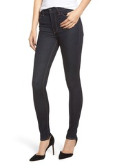 Hudson Jeans Barbara High Waist Super Skinny Jeans (Sunset Blvd)