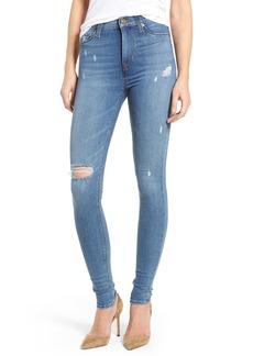 Hudson Jeans Barbara Skinny Jeans (Revolver)