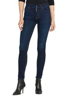Hudson Jeans Barbara Super-Skinny Jeans