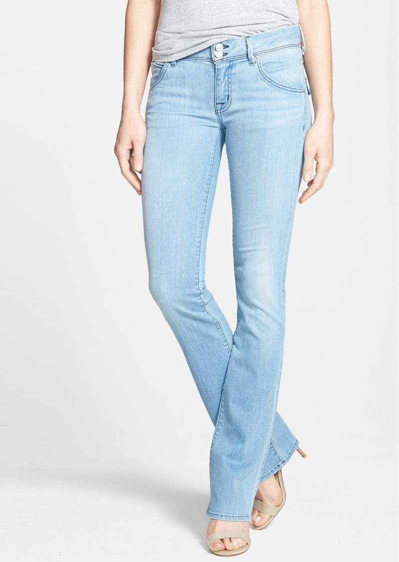 Hudson Jeans 'Beth' Baby Bootcut Jeans (Foley)