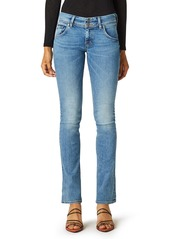 Hudson Jeans Beth Low Rise Baby Bootcut Jeans (Windfall)