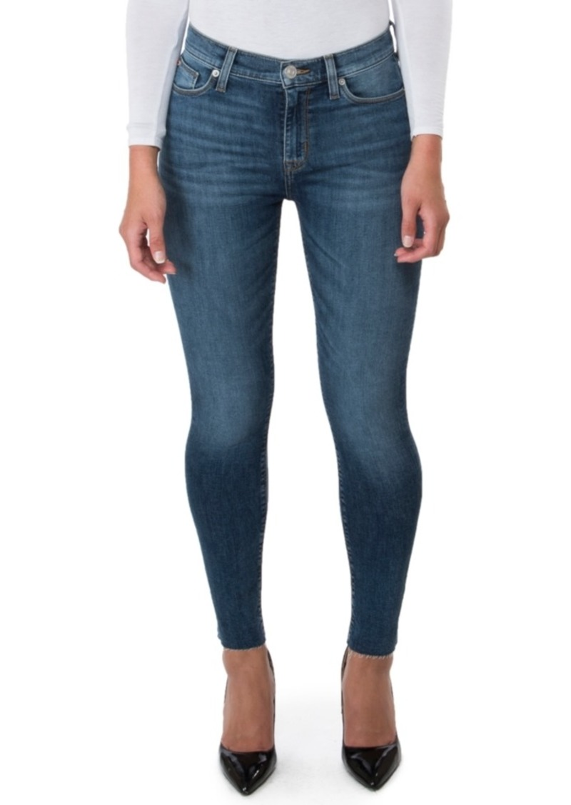 Hudson Jeans Blair High-Rise Skinny Ankle Jeans