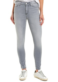 Hudson Jeans Blair Love Grey High-Rise Super Skinny Ankle Cut