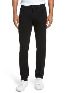 Hudson Jeans Blake Slim Fit Jeans (Blackened)
