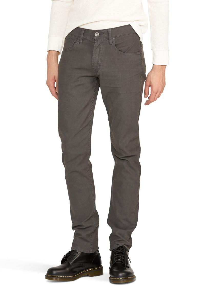 Hudson Jeans Blake Slim Straight Leg Jeans (Dark Grey)