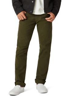 Hudson Jeans Blake Slim Straight Leg Jeans (Forest Nights)