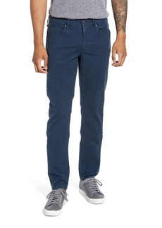 Hudson Jeans Blake Slim Straight Leg Jeans (Midnight Navy)