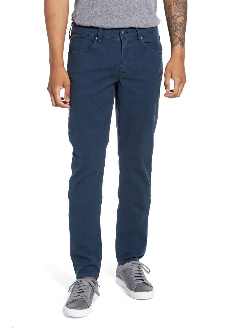 Hudson Jeans Blake Slim Straight Leg Jeans (Midnight Navy)
