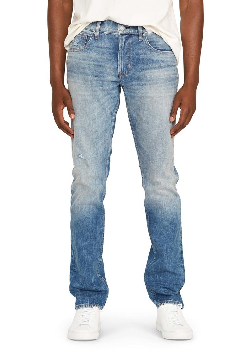 Hudson Jeans Blake Slim Straight Leg Jeans (Play Off)