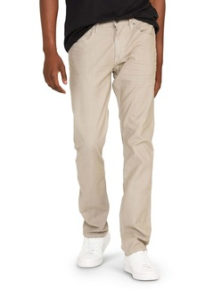 Hudson Jeans Blake Slim Straight Leg Jeans (Steel Grey)