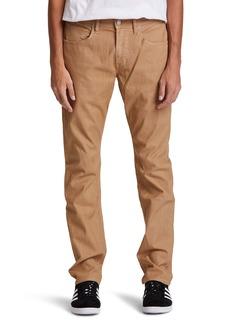 Hudson Jeans Blake Slim Straight Leg Jeans (Tan)