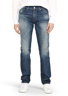 Hudson Jeans Blake Slim Straight Leg Jeans (Turn Over)