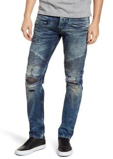 Hudson Jeans Blinder Biker Skinny Fit Jeans (Energy)