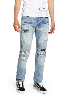 Hudson Jeans Blinder Biker Skinny Fit Jeans (No Look)