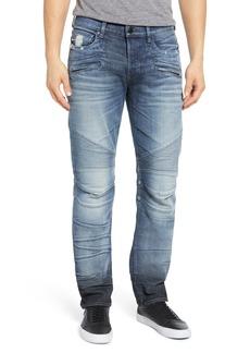 Hudson Jeans Blinder Biker Skinny Fit Jeans (Plunged)