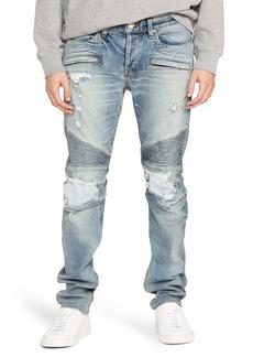 Hudson Jeans Blinder Biker Skinny Fit Jeans (Reverse)