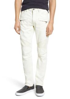 Hudson Jeans Blinder Skinny Fit Biker Jeans (Barely Blue)