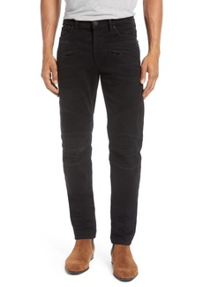 Hudson Jeans Blinder Skinny Fit Biker Jeans (Isolate)