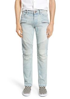 Hudson Jeans Blinder Skinny Fit Biker Jeans (Unclear)