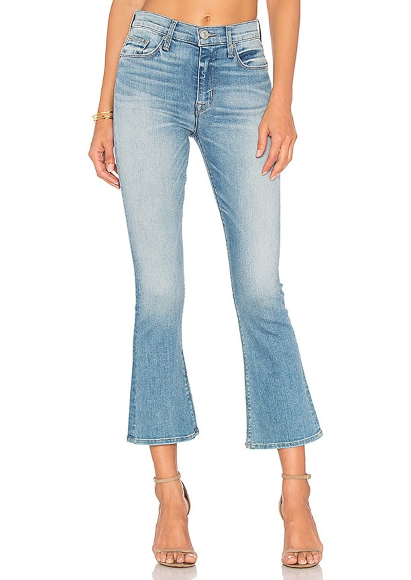 Hudson Jeans Brix High Rise Crop. - size 26 (also in 27,28)