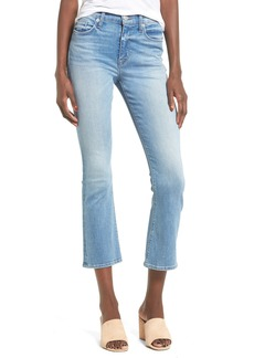 Hudson Jeans Brix High Rise Crop Jeans (Stunner)