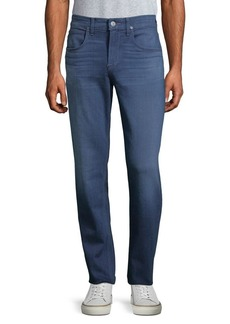 Hudson Jeans Bryon Five Pocket Straight Leg Jeans