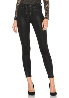 Hudson Jeans Bullocks High Rise Lace Up. - size 25 (also in 26,27,28,29)